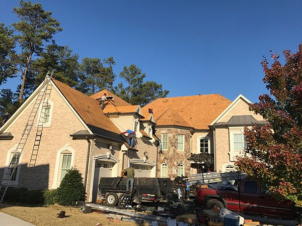 Expert Roof Replacement in Alpharetta GA